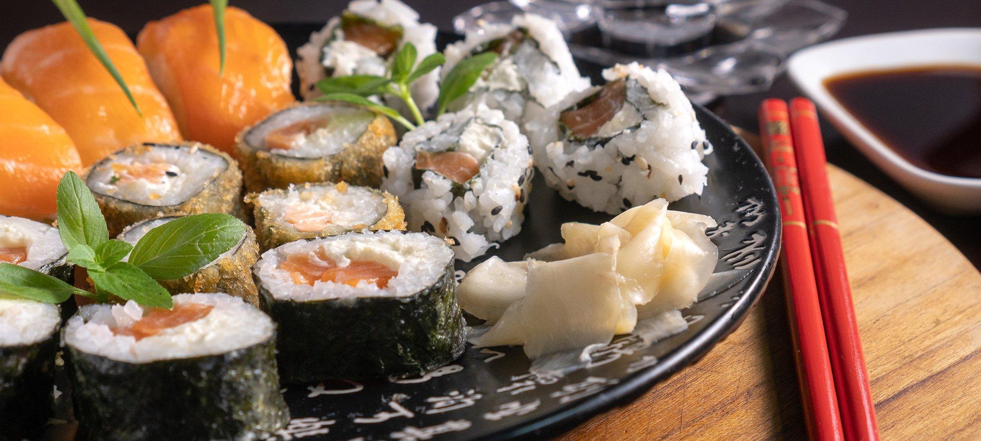 City Sushi - Sushi - japonais